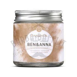 Dentifricio in Polvere Cinnamon Ben e Anna Vaso 45 ml