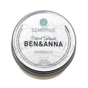 Dentifricio Sensitive Ben e Anna Vaso 30 ml