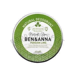 Deodorante in Crema Persian Lime Ben e Anna Vasetto 45 g