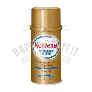 Schiuma da Barba Argan Oil Noxzema 300 ml