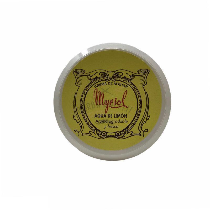 Crema da Barba Agua de Limon Myrsol 150 ml