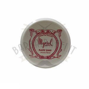 Crema da Barba Plastic Shave Myrsol 150 ml