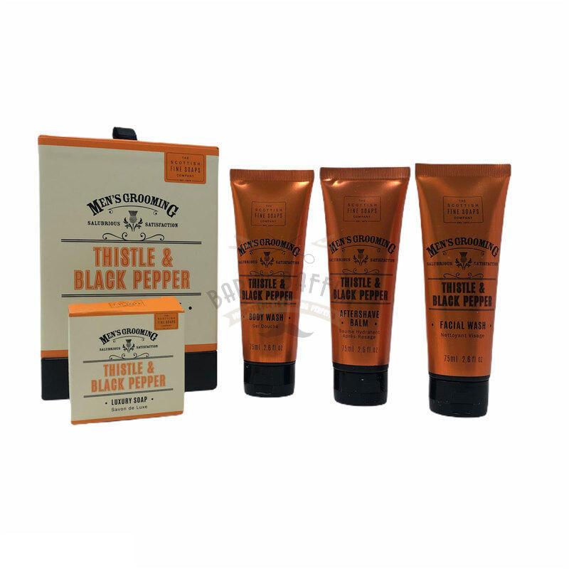 Luxurious Gift Set Scottish Fine Soaps