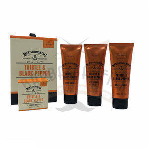 Luxurious Gift Set Scottish Fine Soaps