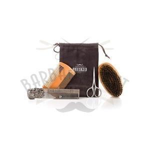 Set da Viaggio per Barba e Baffi Legend MP Hair