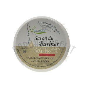 Sapone da Barba Latte di Giumenta e Ciliegia Le Pere Lucien 200 gr