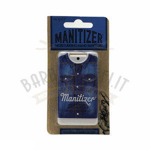 Igienizzante Spray Manitizer 15 ml Camicia Jeans