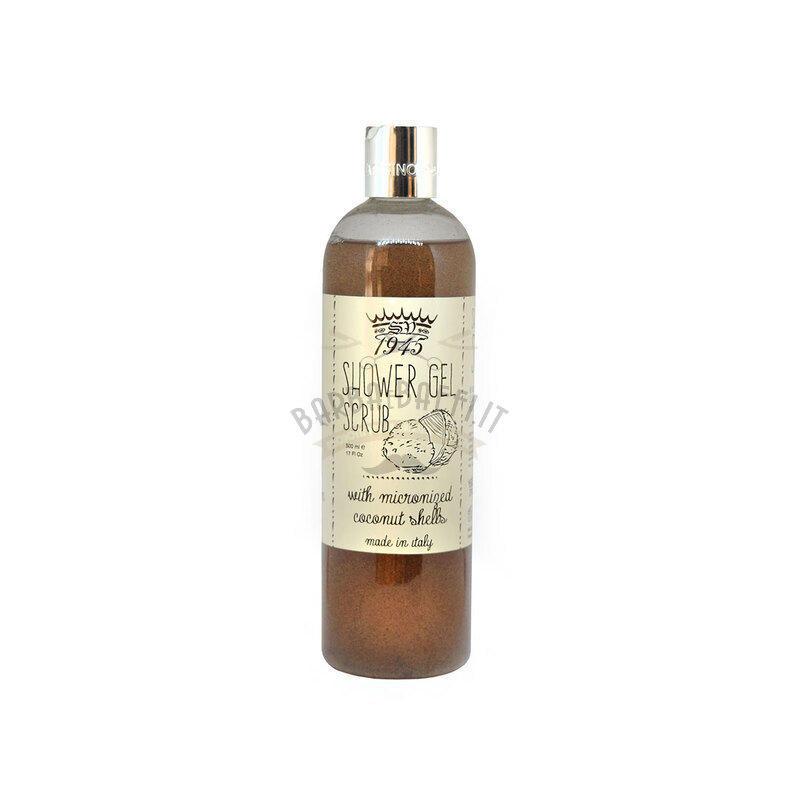 Shower Gel Scrub Coconut Saponificio Varesino 500 ml