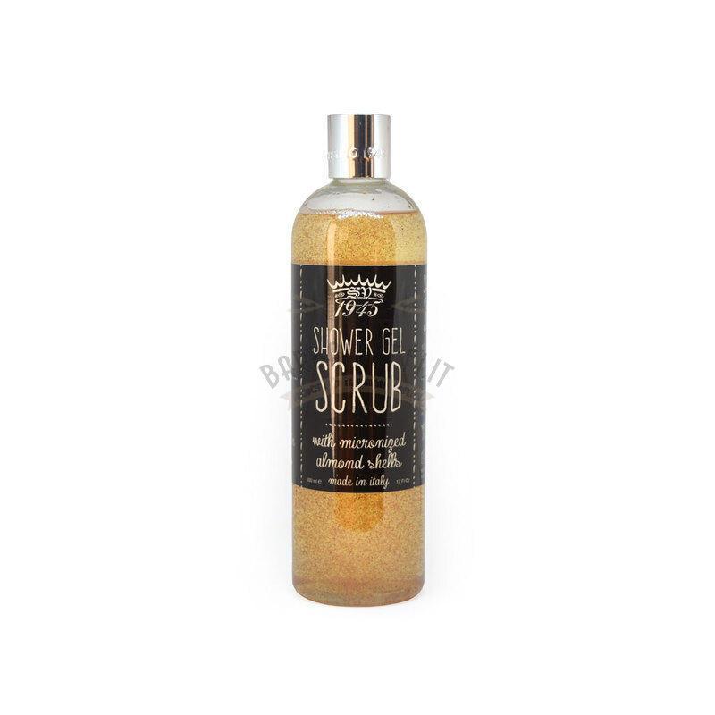 Shower Gel Scrub Almond Saponificio Varesino 500 ml
