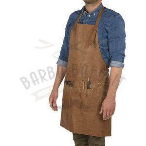 Grembiule da Barbiere in Ecopelle Barburys mod. Mascul
