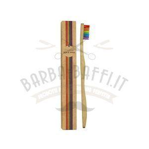 Spazzolino da denti In Bamboo Ben e Anna