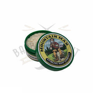 Sapone da Barba Mountain Man Stirling 170 ml
