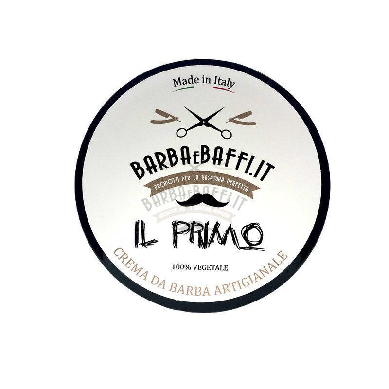 Crema da Barba Il Primo Barbaebaffi 150 ml.