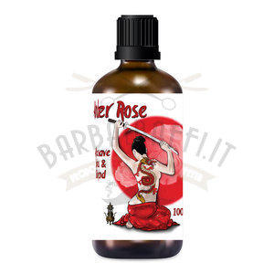 After Shave Amber Rose Ariana e Evans 100 ml