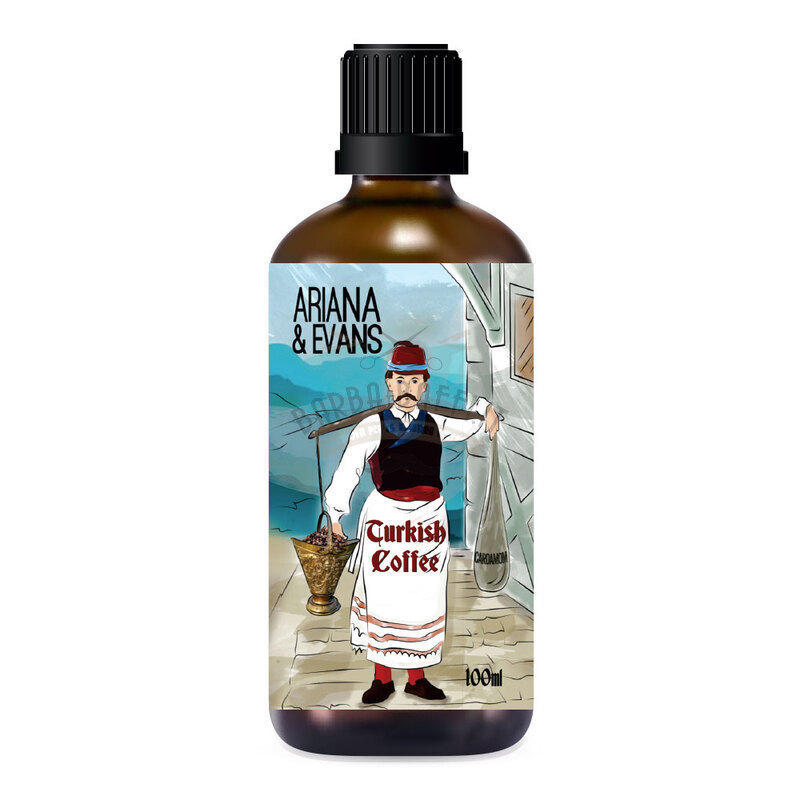 After Shave Turkish Coffee Ariana e Evans 100 ml