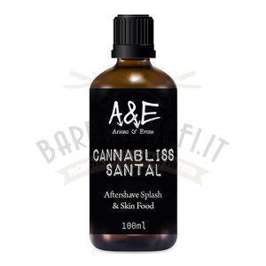 After Shave Cannablis Santal Ariana e Evans 100 ml