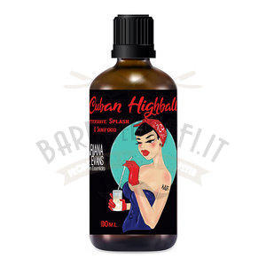 After Shave Cuban Highball Ariana e Evans 100 ml