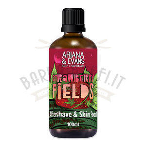 After Shave Strawberry Fields Ariana e Evans 100 ml