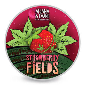 Sapone da barba Strawberry Fields Ariana e Evans 118 ml