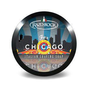 Crema da Barba Chicago Razorock 150 ml.