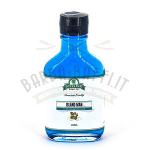 After Shave Splash Island Man Stirling 100 ml
