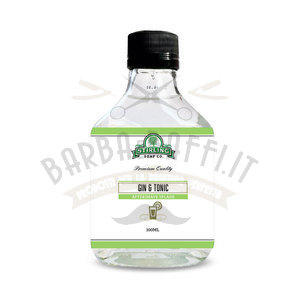 After Shave Splash Gin e Tonic Stirling 100 ml
