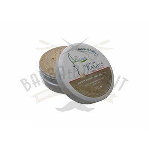 Sapone da Barba Latte di Asina Arancio Dolce Le Pere Lucien 100 gr