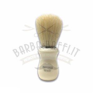 Pennello Barba Manico Avorio Ciuffo Setola Sbiancata Zenith 502Ak PP21