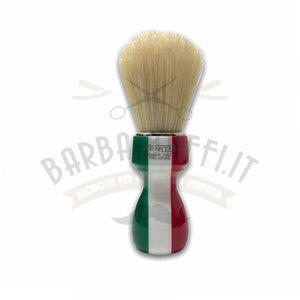 Pennello Barba Manico Resina Italia Ciuffo Pure Bristle enith 507IF PP21