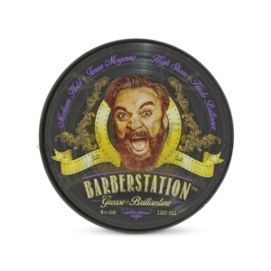 Brillantina per Capelli Grease The Barberstation 120 ml