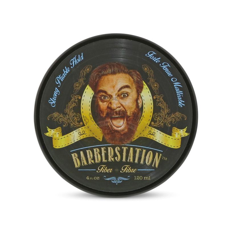 Pasta Fibrosa per Capelli Fiber Strong The Barberstation 120 ml