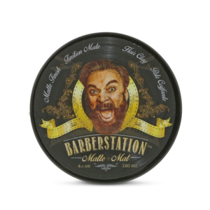 Pasta per Capelli Mat The Barberstation 120 ml
