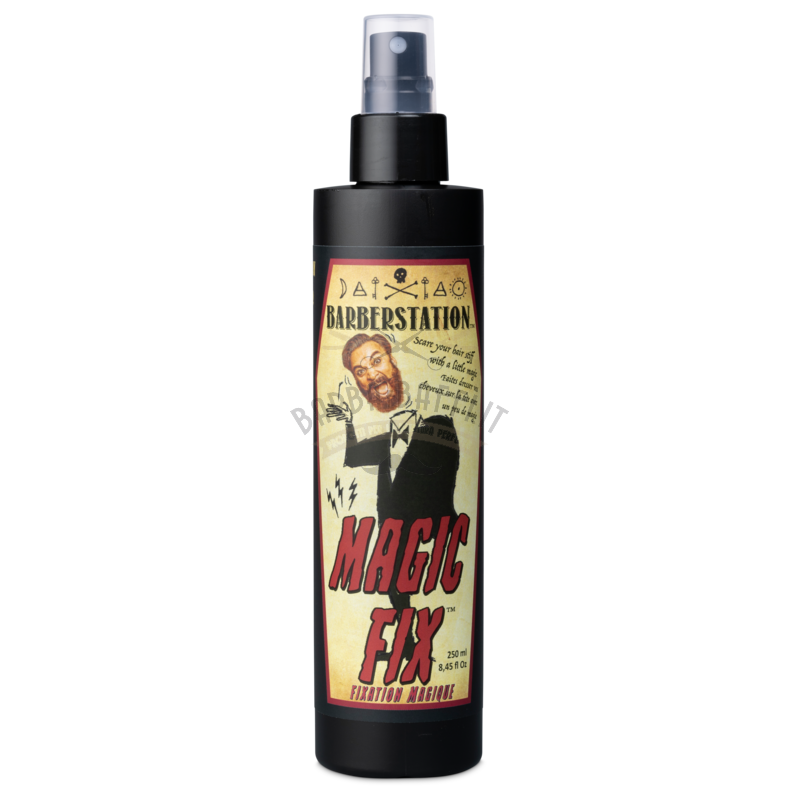 Spray Fissante per Capelli Magic Fix The Barberstation 250 ml