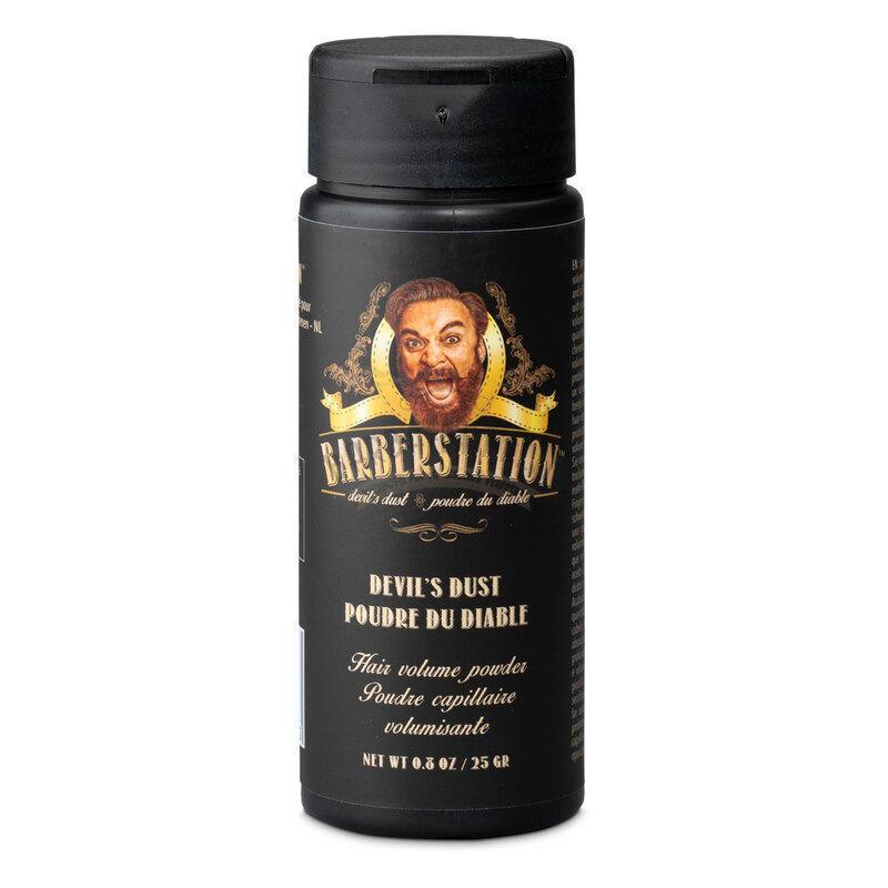 Polvere Volumizzante per Capelli Devil s Dust The Barberstation 25 g