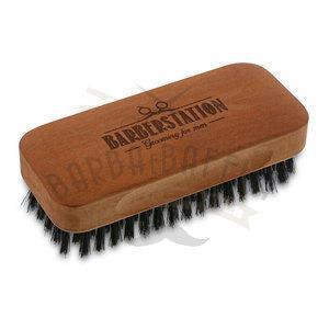 Spazzola da Barba Beard Brush Medium The Barberstation