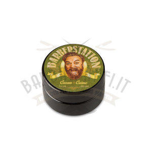 Crema Fissante per Capelli Cream The Barberstation 30 ml