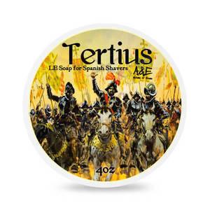 Sapone da Barba Tertius Ariana e Evans 118 ml