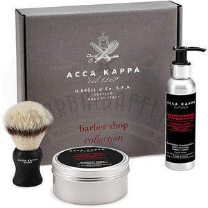 Kit Rasatura Barber Shop Collection Acca Kappa