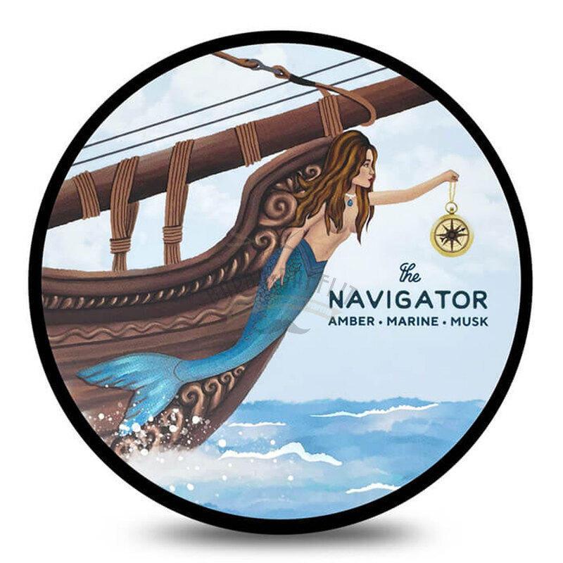 Sapone da Barba Navigator Zingari Man 142 ml