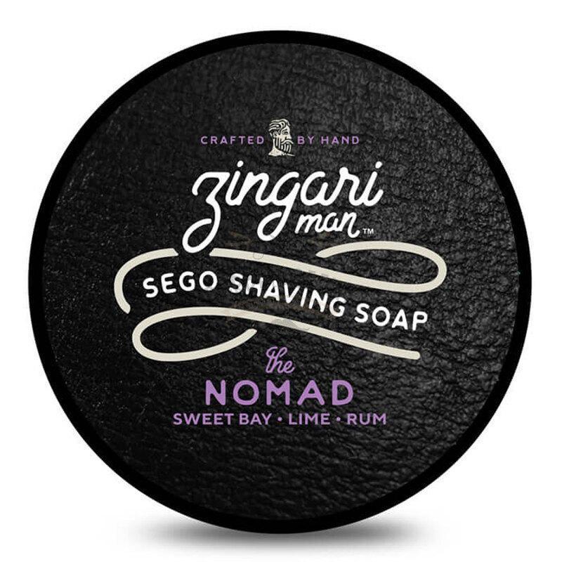 Sapone da Barba Nomad Zingari Man 142 ml