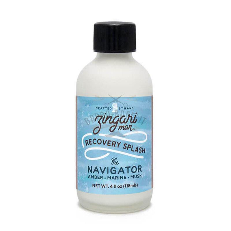 After Shave Balm Navigator Zingari 118 ml