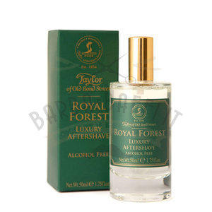 After Shave Luxury Royal Forest Taylor 50 ml